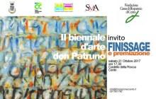 Arte, Biennale don Patruno: chi saranno gli artisti under 30 vincitori?