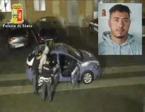 Terrorista a Ferrara