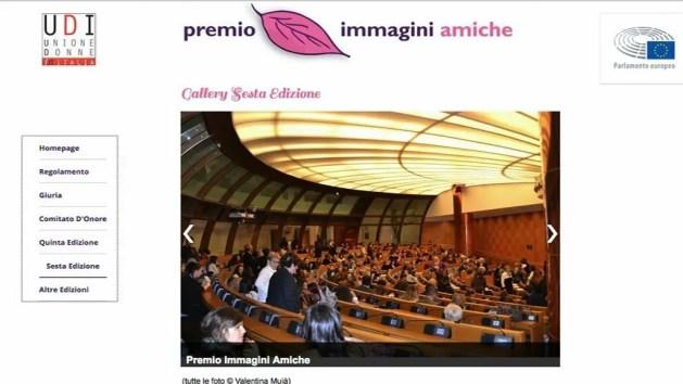 A Ferrara il Premio Immagini Amiche 2017 – INTERVISTE
