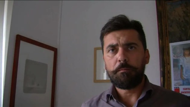 """Minacce a segretario Cgil Ferrara, sindacati: """"Fatto gravissimo e vigliacco"""""""