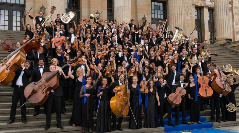European Union Youth Orchestra ©Peter Adamik