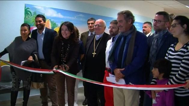 """Casa Salute Comacchio, inaugura Pediatria. Mons. Perego: """"Sanità a tutela dei più deboli"""" – VIDEO"""