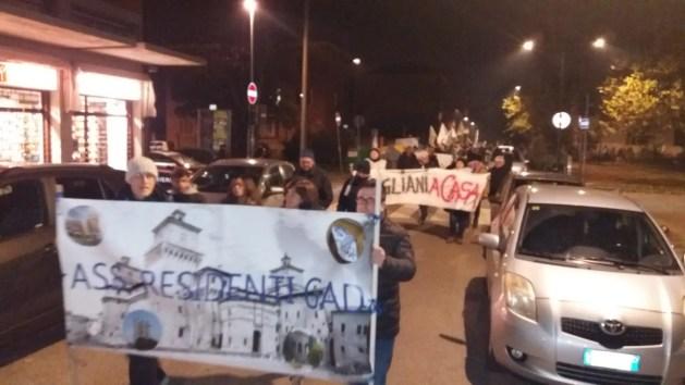 """""""Legalità in GAD"""". Il centrodestra scende in piazza per la sicurezza e annuncia: """"passeggiate notturne contro il degrado"""""""