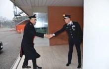 "Comandante Legione Carabinieri ""Emilia-Romagna"" in visita a Ferrara"