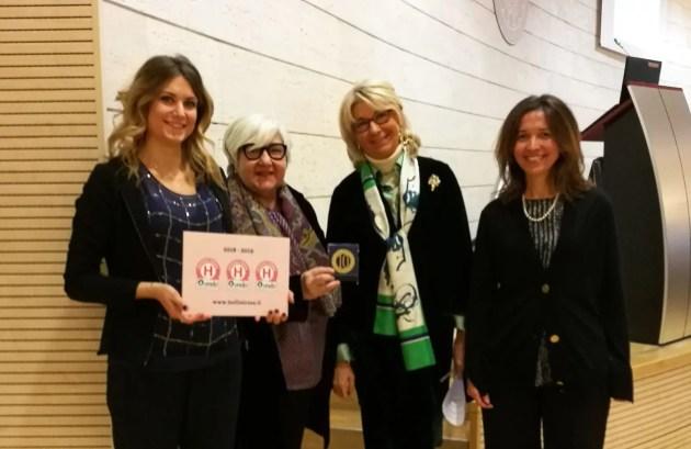 Tre bollini rosa assegnati all'azienda ospedaliero-universitaria S.Anna di Ferrara