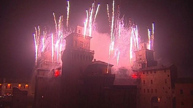 Capodanno e incendio del Castello: la sicurezza in piazza – VIDEO