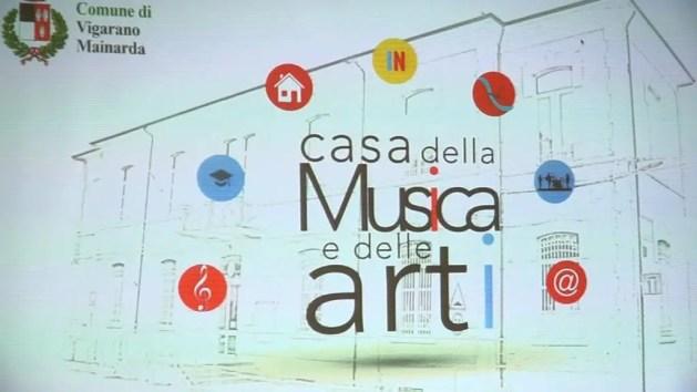 A Vigarano nasce la Casa della musica e delle arti – VIDEO