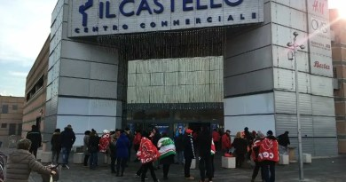 protesta grande distribuzione sindacati ipercoop