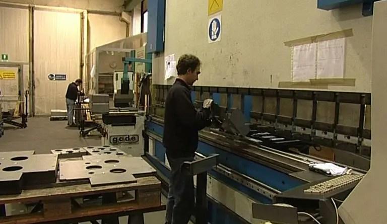 lavoro economia occupazione industria impresa imprese