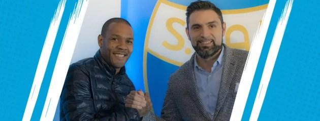 SPAL: ufficializzato Everton Luiz