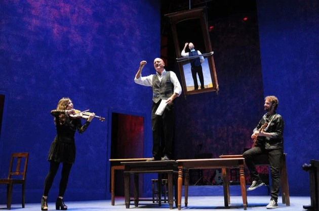"""Father and son"" con Claudio Bisio al Teatro Comunale"
