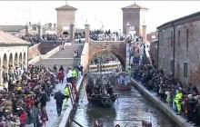 Comacchio: in attesa del carnevale sull'acqua