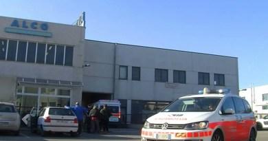 incidente lavoro automedica 118 soccorso