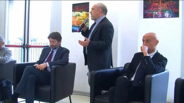 """""""Ogni euro in sicurezza, un euro in più per la cultura"""". Ministri Minniti e Franceschini a Ferrara"""