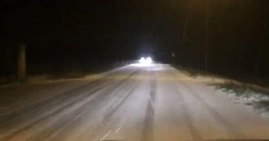 sale neve strade salatura