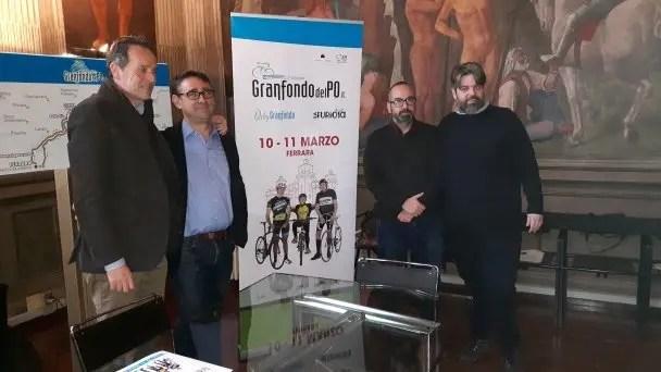 Unesco Cycling Tour: torna la Granfondo del Po – VIDEO