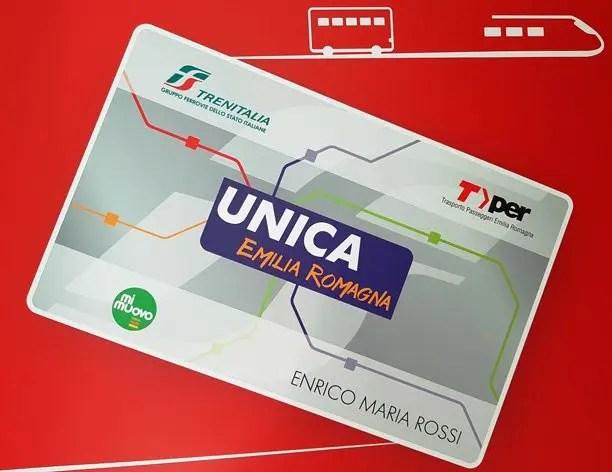 UNICA: tutti i biglietti di bus e treno in una sola card