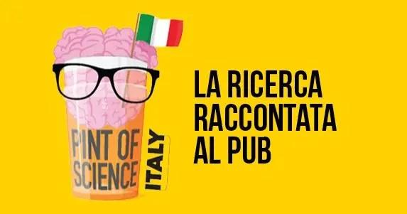 """Arriva anche a Ferrara """"A pint of Science"""", la ricerca raccontata al bar"""