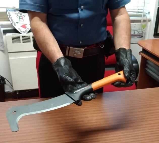 Rissa con machete in Gad, quattro persone all'ospedale – VIDEO