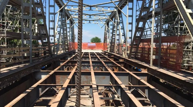 lavori ponte po