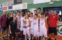 """BASKET: a Varese l'XI Torneo """"Città di Ferrara"""", under 13"""