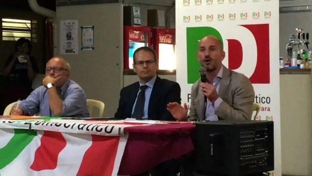 PD: Tagliani e Calvano a confronto, in vista di amministrative ed europee