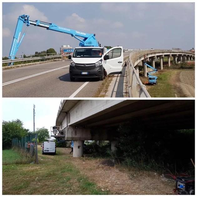 Riapre il ponte di Via Ferraresi, accesso vietato ai mezzi pesanti