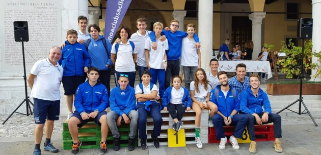 CANOA CLUB: i Giovanissimi fanno incetta di medaglie a Sacile