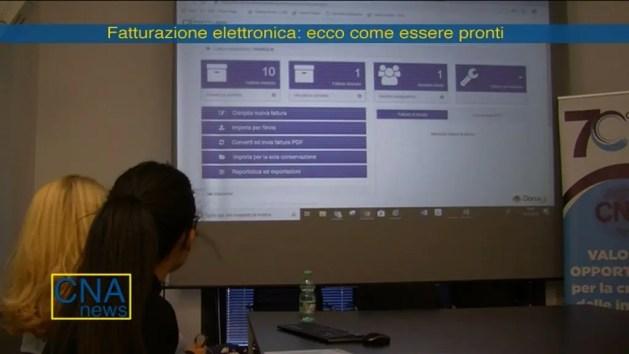 Fatturazione elettronica: Cna presenta le proprie soluzioni agli imprenditori