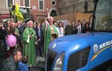"""Giornate Ringraziamento della Coldiretti riempiono il """"cuore"""" di Ferrara – VIDEO"""