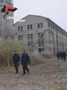 carabinieri distilleria