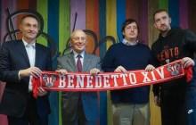 Nella foto (profilo Facebook Benedetto XIV) Bechi, Fava, Belletti e Kuksiks