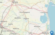 Scossa di terremoto avvertita anche nel ferrarese: magnitudo ricalcolata e abbassata