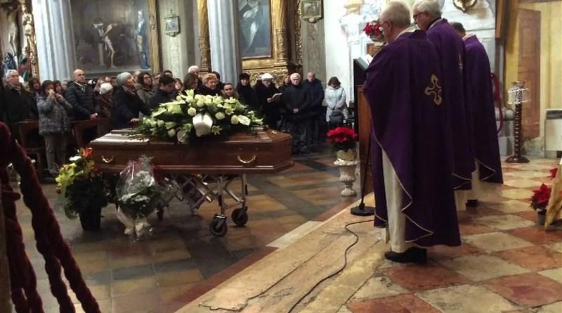 funerale pastore