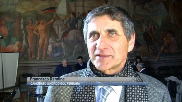 Elezioni sindaco Ferrara 2019: Rendine si ri-candida – INTERVISTA