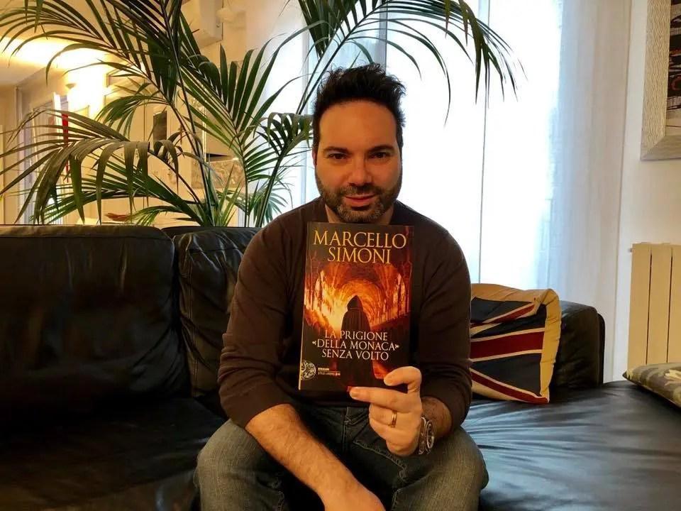 marcello simoni  Marcello Simoni, arriva il nuovo romanzo – Telestense