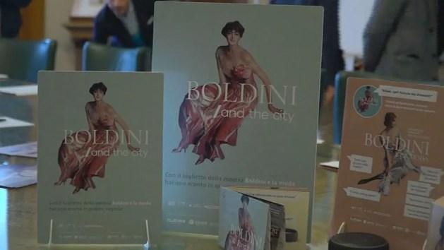 """""""Boldini and the city"""" per lo shopping e il turismo in città – VIDEO"""
