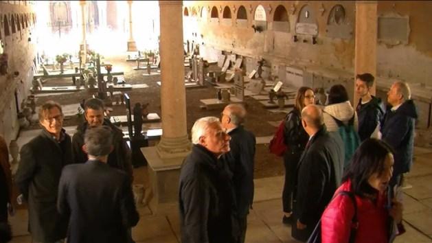 Certosa diventa museo a cielo aperto ed è visitabile in cento minuti – VIDEO