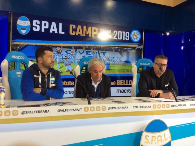 SPAL: presentati i Camp estivi 2019
