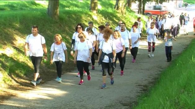 Sulle Mura di Ferrara per camminare insieme – VIDEO