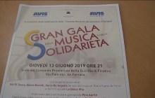 Avis e Gdf, questa sera il Galà della Musica e Solidarietà in Via Palestro – VIDEO