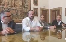 Il nuovo Consiglio Comunale di Ferrara: 20 consiglieri di Centrodestra, 12 di opposizione, fra Centrosinistra e Cinquestelle.