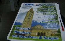 Avis: la Giornata Mondiale del donatore di sangue a Ferrara – VIDEO