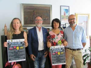 Foto conferenza stampa Torre-Finanza