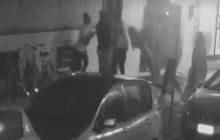 Donne picchiate con violenza davanti ad un locale