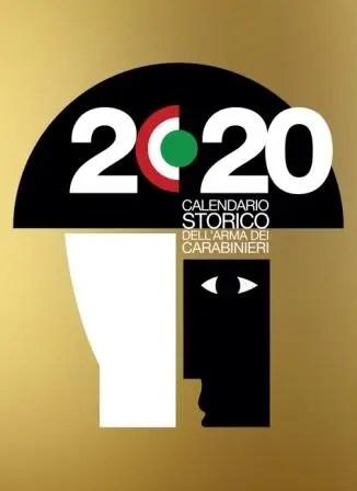 Carabinieri: presentato il Calendario Storico e l'Agenda Storica 2020