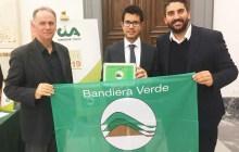 Il premio Bandiera Verde Agricoltura a due eccellenze ferraresi