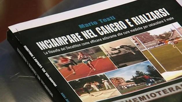 """""""Inciampare nel cancro e rialzarsi"""": venerdì alle 17, a Palazzo Crema, presentazione libro Testi – INTERVISTA"""