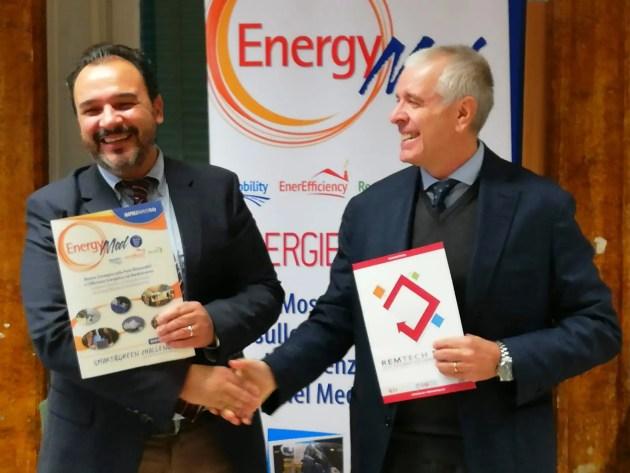 Hub Tecnologica Campania: c'è anche RemTech Expo