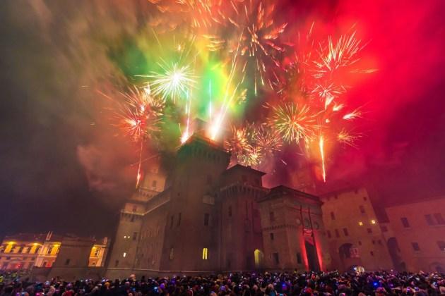 Tre giorni di festa per celebrare l'inizio del 2020 – VIDEO